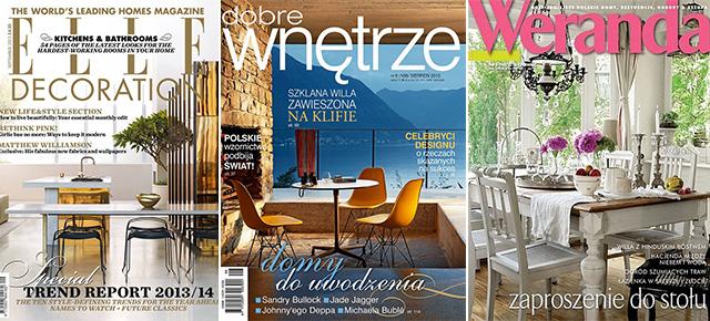 TOP 10 najlepszych magazynów o wnętrzach w Polsce 1  Dookoła 1