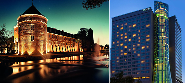 TOP 10 najlepsze hotele w Polsce