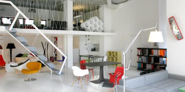 5 indivi design STORE  TOP 10 najlepsze sklepy meblarskie w Polsce 5 indivi design STORE