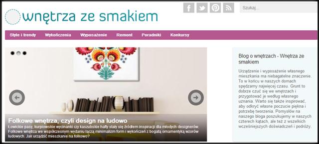 8  TOP 10 najlepsze blogi designerskie w Polsce 82