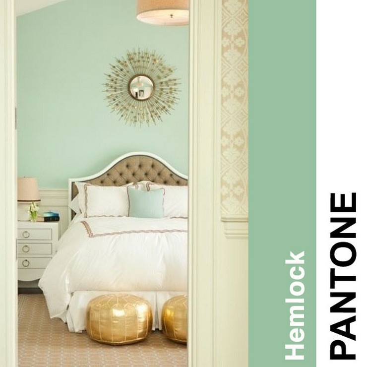 Hemlock  2014 trendy kolorystyczne według PANTONE Hemlock