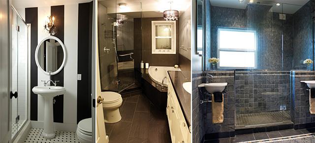 8 pomysłów jak urządzić małą łazienkę