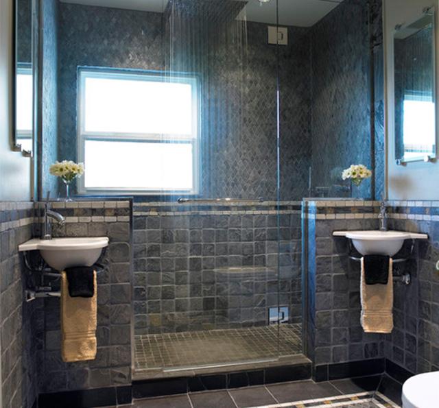 8-pomysłow-jak-urzadzic-mała-lazienke-Lexington  8 pomysłów jak urządzić małą łazienkę  8 pomys  ow jak urzadzic ma  a lazienke Lexington