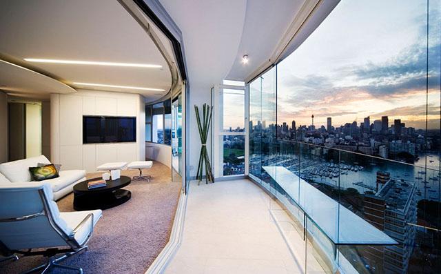 50-Wyjatkowy-domow-z-niezwyklymi-widokami-cz1-One-Floor-Apartment-by-Stanic-Harding-Architecture  50 Wyjątkowy domów z niezwykłymi widokami cz.1  50 Wyjatkowy domow z niezwyklymi widokami cz1 One Floor Apartment by Stanic Harding Architecture