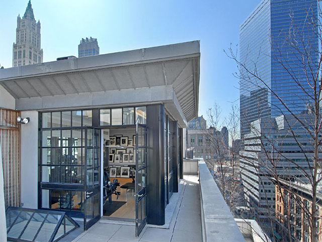 50-Wyjatkowy-domow-z-niezwyklymi-widokami-cz2-Five-Story-Penthouse-in-Tribeca  50 Wyjątkowy domów z niezwykłymi widokami cz.2 50 Wyjatkowy domow z niezwyklymi widokami cz2 Five Story Penthouse in Tribeca