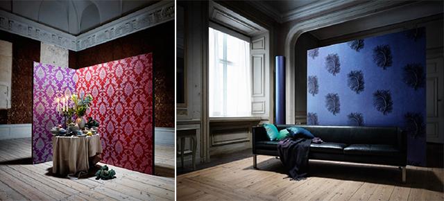 Luksusowe tapety od Swarovskiego