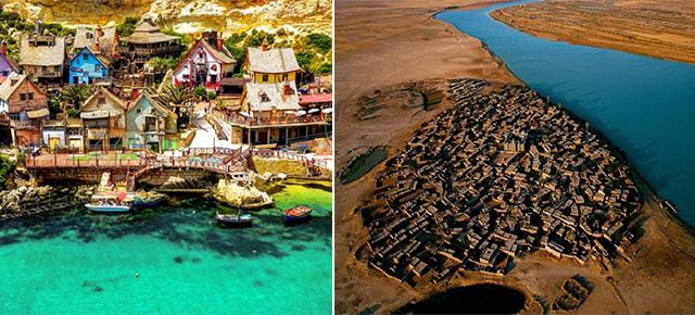 Najpiękniejsze wioski na świecie Najpiekniejsze wioski na swiecie  Reklama Najpiekniejsze wioski na swiecie