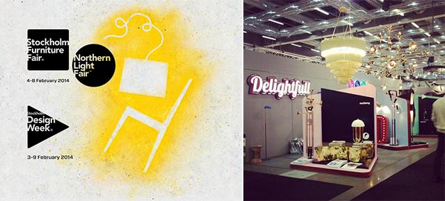 Międzynarodowe Sztokholmskie Targi Mebli i Oświetlenia Miedzynarodowe Sztokholmskie Targi Mebli i Oswietlenia