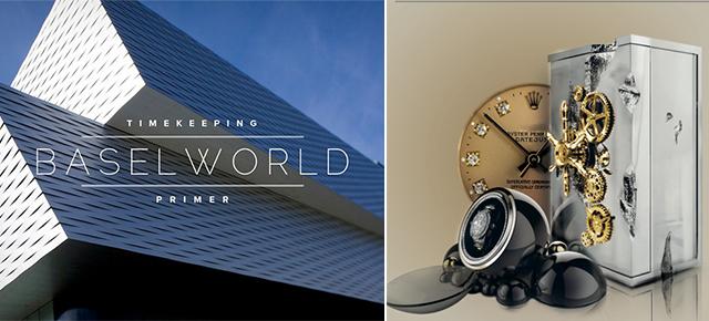 Baselworld najważniejsza wystawa biżuterii i zegarków w Szwajcarii