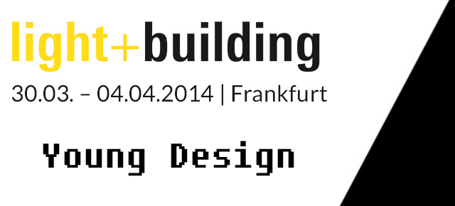 Young Design, wyniki konkursu na targach Light+Building  light and building frankfurt