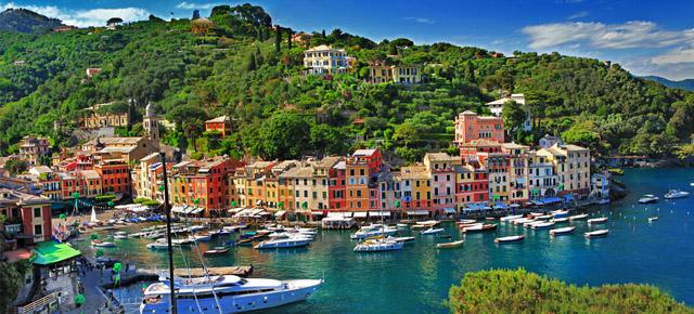 Kosmetyki z podróży – Portofino, Włochy. Kosmetyki z podrozy Portofino Wlochy 1