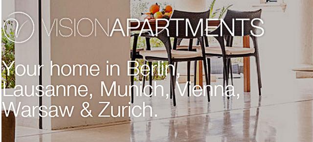 Luksusowe apartamenty w Warszawie-Vision Apartments. Luksusowe partamenty w Warszawie Vision Apartments 1
