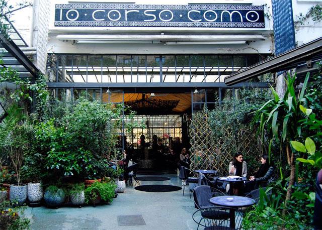 corso como 10  Miejsca, których nie możesz przegapić w Mediolanie. corso como 10