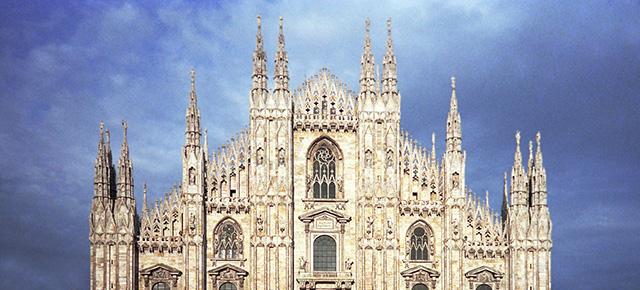 Miejsca, których nie możesz przegapić w Mediolanie. mediolan katerdra