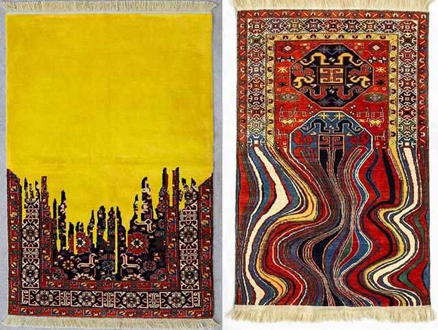 Tradycyjne-Azerbejdzanskie-dywany-przeksztalcone-w-hipnotyzujace-Dziela-Sztuki_5  Tradycyjne Azerbejdżańskie dywany przekształcone w hipnotyzujące Dzieła Sztuki Tradycyjne Azerbejdzanskie dywany przeksztalcone w hipnotyzujace Dziela Sztuki 5