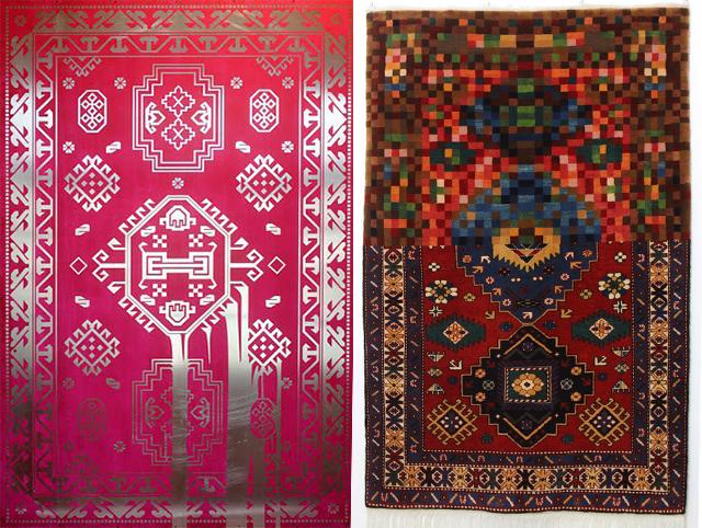 Tradycyjne-Azerbejdzanskie-dywany-przeksztalcone-w-hipnotyzujace-Dziela-Sztuki_6  Tradycyjne Azerbejdżańskie dywany przekształcone w hipnotyzujące Dzieła Sztuki Tradycyjne Azerbejdzanskie dywany przeksztalcone w hipnotyzujace Dziela Sztuki 6