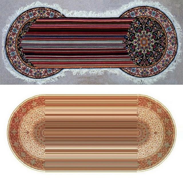 Tradycyjne-Azerbejdzanskie-dywany-przeksztalcone-w-hipnotyzujace-Dziela-Sztuki_8  Tradycyjne Azerbejdżańskie dywany przekształcone w hipnotyzujące Dzieła Sztuki Tradycyjne Azerbejdzanskie dywany przeksztalcone w hipnotyzujace Dziela Sztuki 8