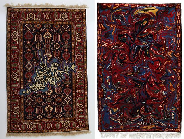 Tradycyjne-Azerbejdzanskie-dywany-przeksztalcone-w-hipnotyzujace-Dziela-Sztuki_9  Tradycyjne Azerbejdżańskie dywany przekształcone w hipnotyzujące Dzieła Sztuki Tradycyjne Azerbejdzanskie dywany przeksztalcone w hipnotyzujace Dziela Sztuki 9