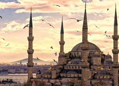 Top 10 - najbardziej zaskakujące miasta na świecie