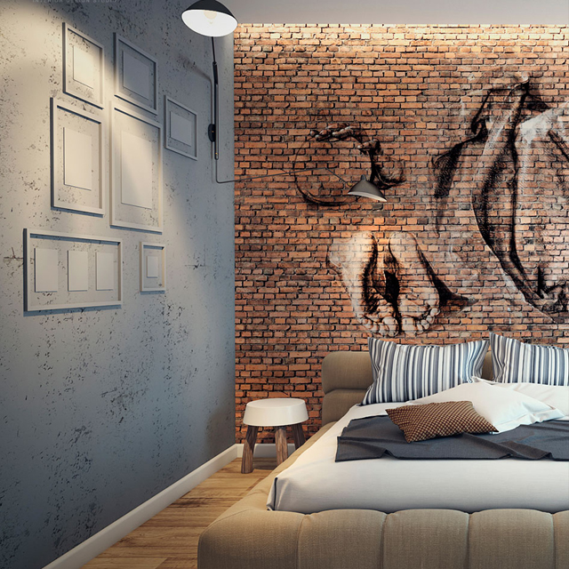 Nowoczesna_realizacja_mieszkania_w_szarościach_i_błękitach (3)  Nowoczesna realizacja mieszkania w szarościach i błękitach. Nowoczesna realizacja mieszkania w szaro  ciach i b    kitach 3
