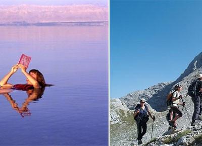 TOP 10 najciekawszych miejsc na przeżycie przygody!
