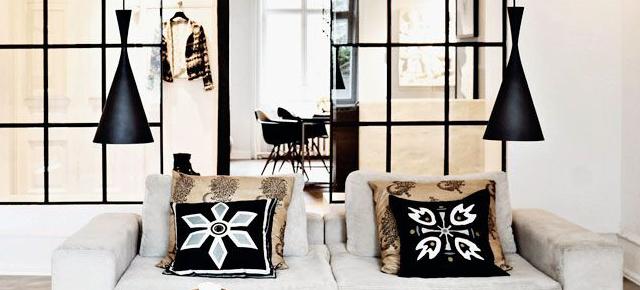 Top 10 inspiracji oświetlenia sufitowego do salonu