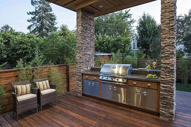 10-Zachwycajacych-Letnich-kuchni-w-ogrodzie-10  10 Zachwycających Letnich kuchni w ogrodzie 10 Zachwycajacych Letnich kuchni w ogrodzie 10