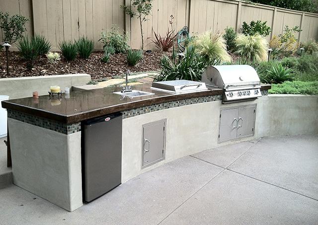 10-Zachwycajacych-Letnich-kuchni-w-ogrodzie-5  10 Zachwycających Letnich kuchni w ogrodzie 10 Zachwycajacych Letnich kuchni w ogrodzie 5
