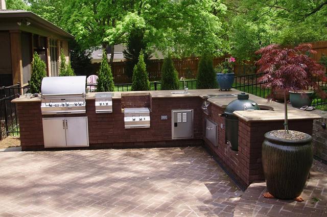 10-Zachwycajacych-Letnich-kuchni-w-ogrodzie-8  10 Zachwycających Letnich kuchni w ogrodzie 10 Zachwycajacych Letnich kuchni w ogrodzie 8