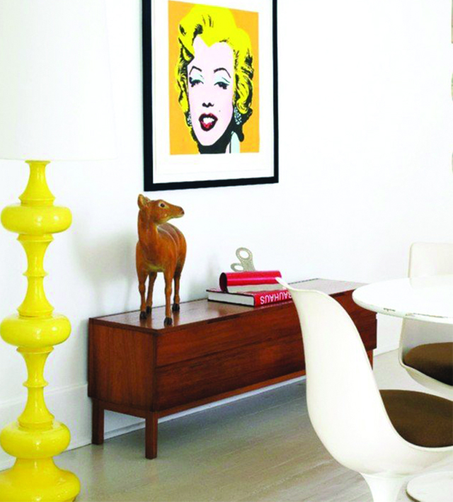 Pop-Art-15-inspirujacych-pomyslow-we-wnetrzach-10  Pop Art 15 inspirujących pomysłów we wnętrzach Pop Art 15 inspirujacych pomyslow we wnetrzach 10