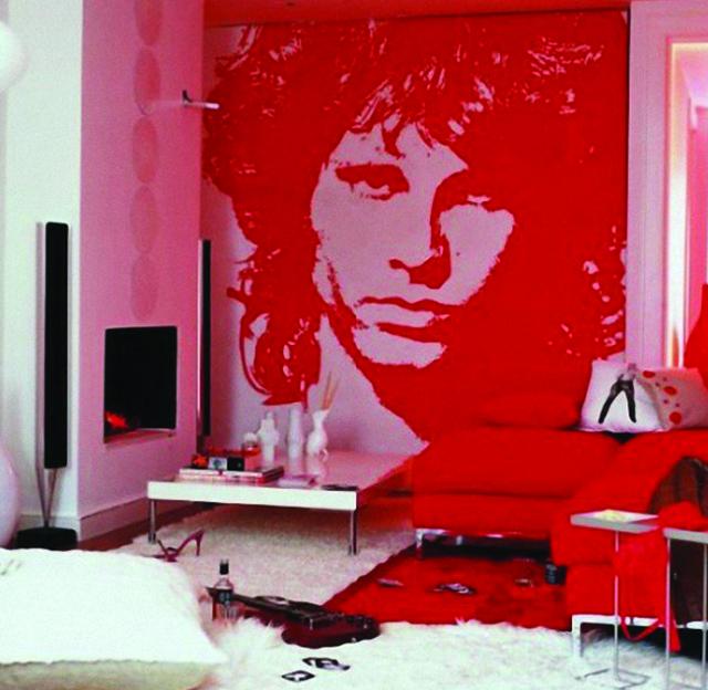 Pop-Art-15-inspirujacych-pomyslow-we-wnetrzach-11  Pop Art 15 inspirujących pomysłów we wnętrzach Pop Art 15 inspirujacych pomyslow we wnetrzach 11
