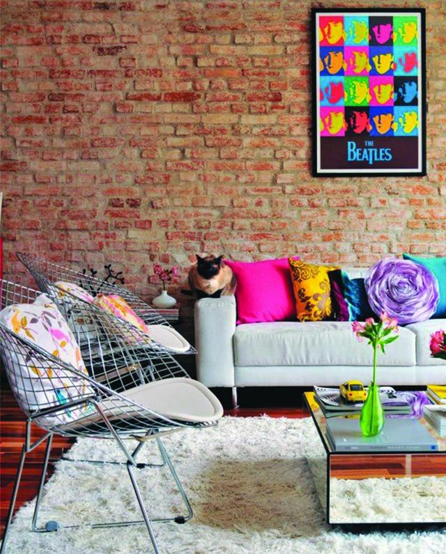 Pop-Art-15-inspirujacych-pomyslow-we-wnetrzach-5  Pop Art 15 inspirujących pomysłów we wnętrzach Pop Art 15 inspirujacych pomyslow we wnetrzach 5