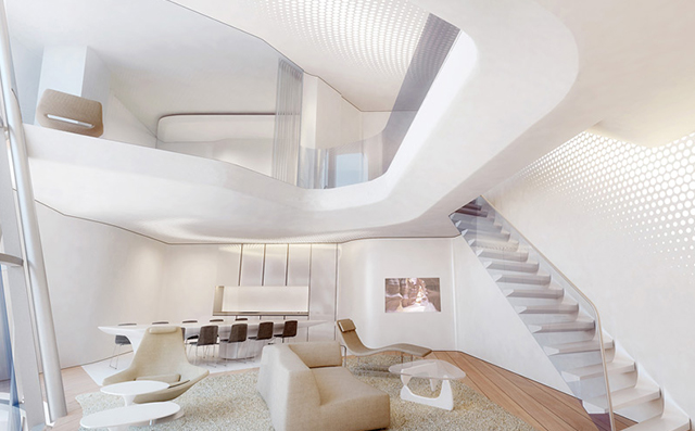 Zaha-Hadid-projektuje-niezwykle-wnetrza-dla-Opus-Office-Tower-w-Dubaju-2  Zaha Hadid projektuje niezwykłe wnętrza dla Opus Office Tower w Dubaju  Zaha Hadid projektuje niezwykle wnetrza dla Opus Office Tower w Dubaju 2