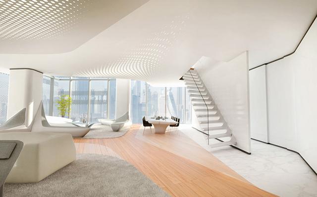 Zaha-Hadid-projektuje-niezwykle-wnetrza-dla-Opus-Office-Tower-w-Dubaju-3  Zaha Hadid projektuje niezwykłe wnętrza dla Opus Office Tower w Dubaju  Zaha Hadid projektuje niezwykle wnetrza dla Opus Office Tower w Dubaju 3