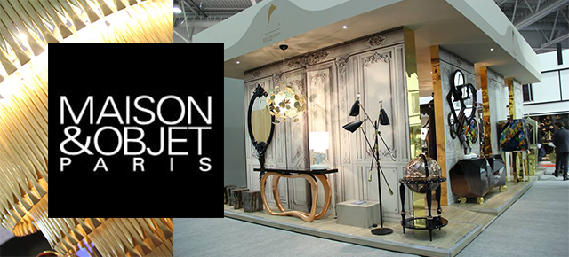 Najważniejsi wystawcy na Maison & Objet w Paryżu 05-09 września 2014