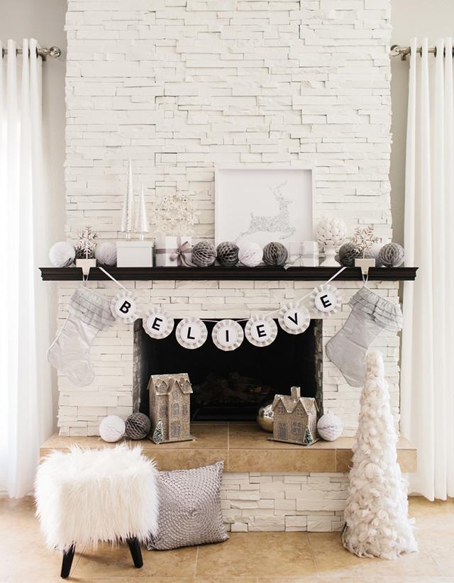 Swiateczne-dekoracje-modne-pomysly-do-salonu-biale4  Świąteczne dekoracje- modne pomysły do salonu Swiateczne dekoracje modne pomysly do salonu biale4