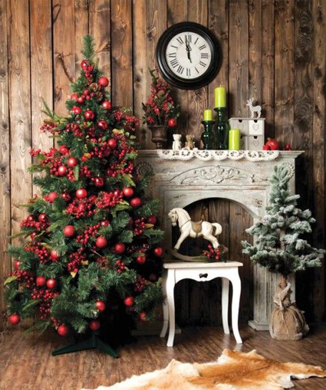 Swiateczne-dekoracje-modne-pomysly-do-salonu-czerwone5  Świąteczne dekoracje- modne pomysły do salonu Swiateczne dekoracje modne pomysly do salonu czerwone5