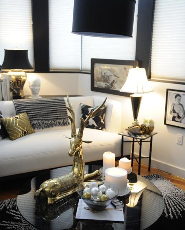 Swiateczne-dekoracje-modne-pomysly-do-salonu-zlote3  Świąteczne dekoracje- modne pomysły do salonu Swiateczne dekoracje modne pomysly do salonu zlote3