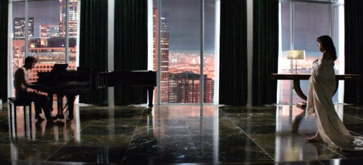 W mieszkaniu Christiana Grey'a dom wnetrze mieszkanie christiana greya 7