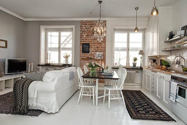 dom-wnetrze-Jak-urzadzic-male-mieszkanie-4  Jak urządzić małe mieszkanie? dom wnetrze Jak urzadzic male mieszkanie 4