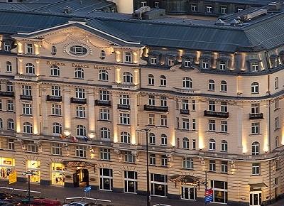 Najlepsze hotele w Polsce | Hotel Polonia Palace