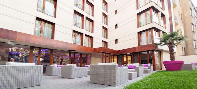 NAJLEPSZE HOTELE W POLSCE | METROPOLIS DESIGN HOTEL 1