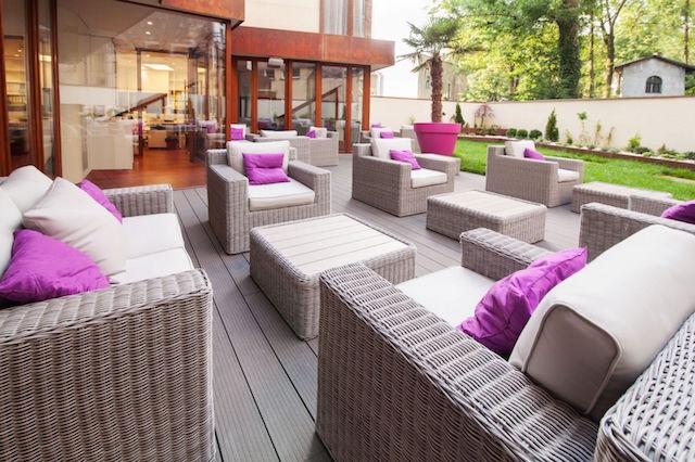 patio-1  NAJLEPSZE HOTELE W POLSCE | METROPOLIS DESIGN HOTEL patio 1