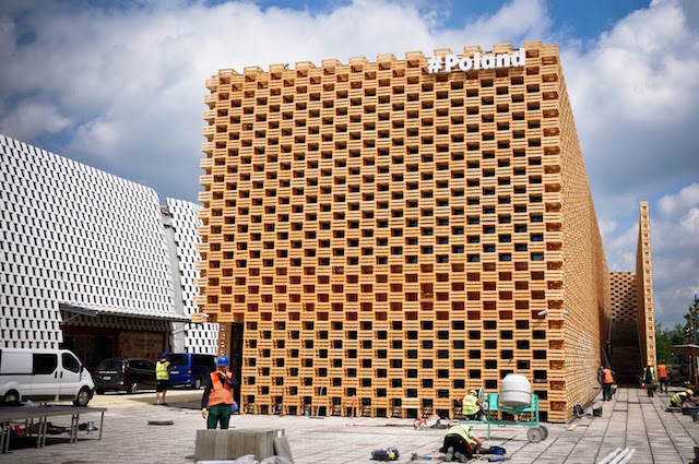 Expo 2015 - odwiedzamy polski pawilon1  Expo 2015 – odwiedzamy polski pawilon Expo 2015 odwiedzamy polski pawilon1