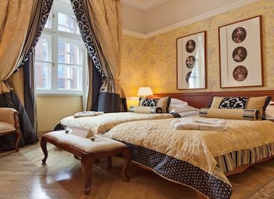 Najlepsze hotele w Polsce - the Bonerowski Palace