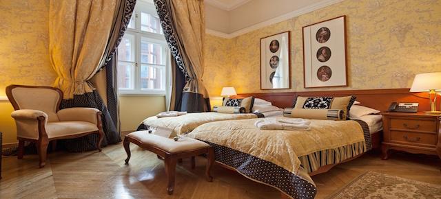 Najlepsze hotele w Polsce – the Bonerowski Palace Najlepsze hotele w Polsce the Bonerowski Palace