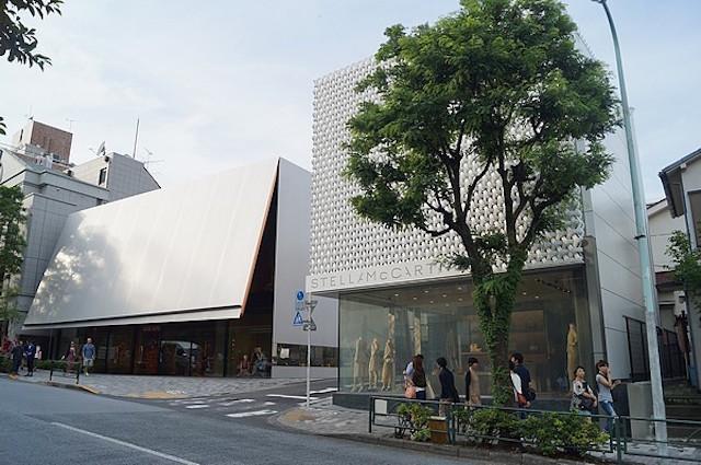 Nowy butik Miu Miu architektów Herzog & de Meuron2  Nowy butik Miu Miu architektów Herzog & de Meuron Nowy butik Miu Miu architekt  w Herzog de Meuron2