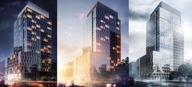 Prime Corporate Center – nowy wieżowiec w Warszawie! Prime Corporate Center nowy wie  owiec w Warszawie0