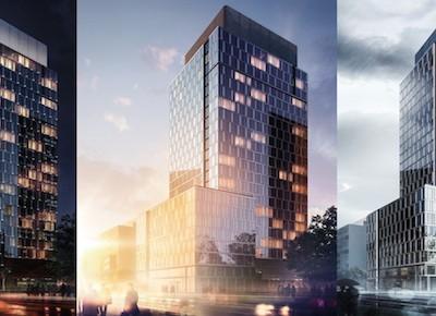 Prime Corporate Center - nowy wieżowiec w Warszawie!