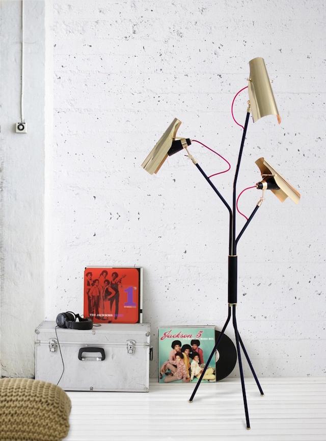 Stilnovo - 10 stylowych lamp firmy Delightfull8  Stilnovo - 10 stylowych lamp firmy Delightfull Stilnovo 10 stylowych lamp firmy Delightfull8